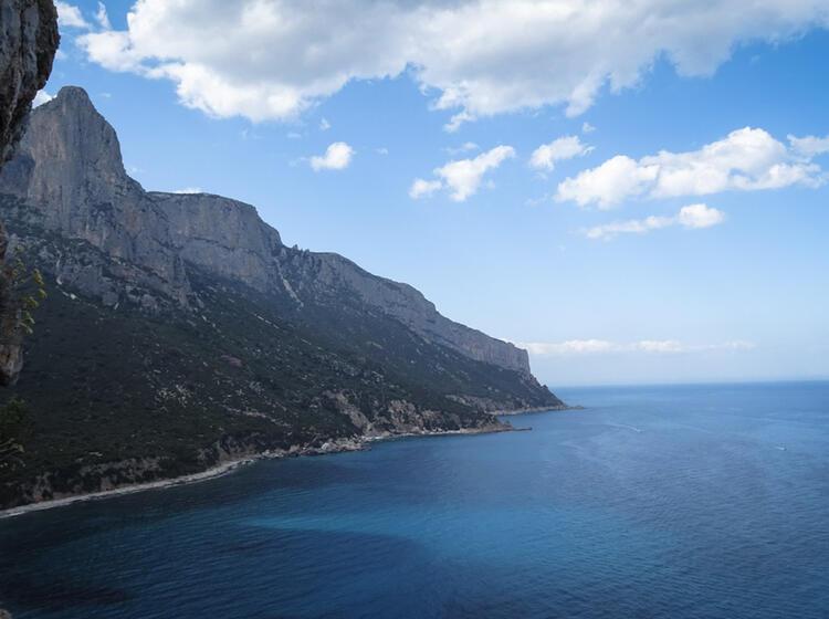 Segeln Klettern Sardinien 6