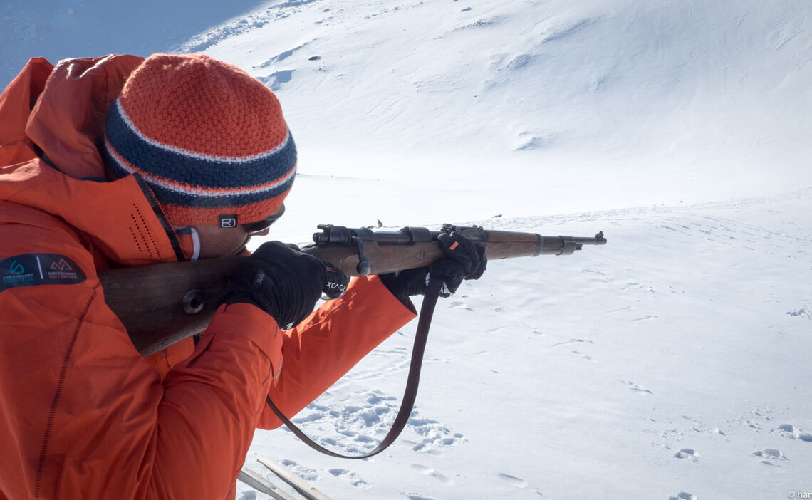 Shootingtraining Polarbears Polarcode Course