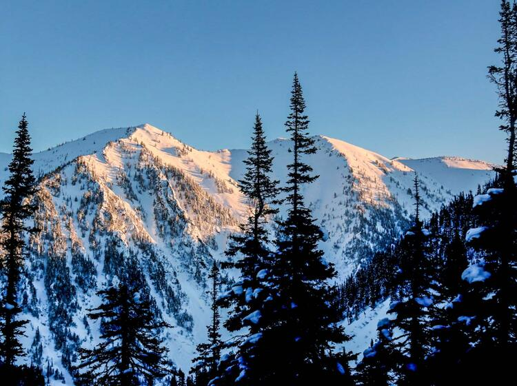 Sibirien Skitourenreisen