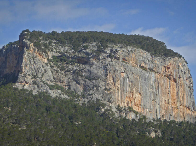 Sierra De Tramuntana Kletterreise Mallorca