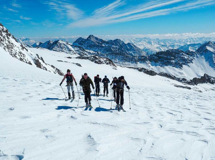 Ski Hochtour Grossvenediger