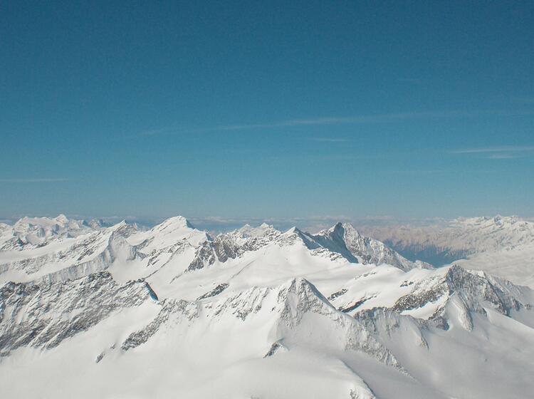 Ski Hochtour Hochtirol