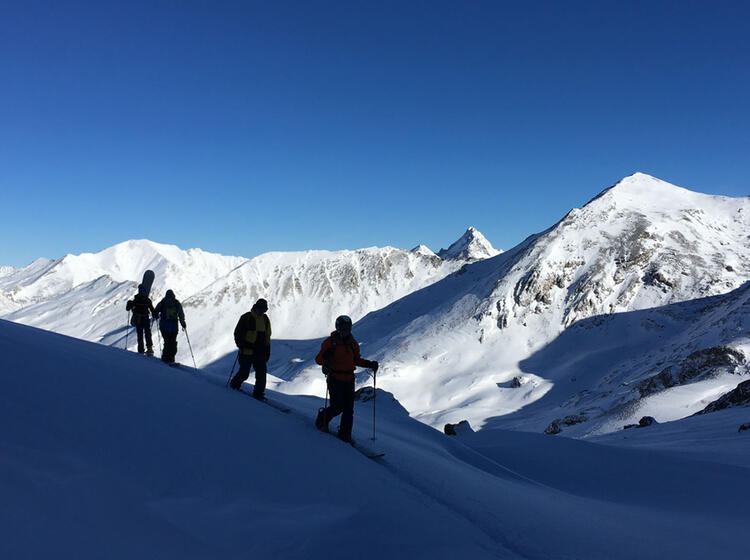 Ski Und Splitboard Touren In Der Silvretta