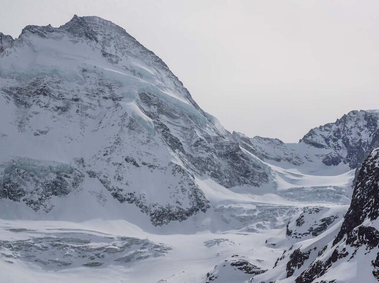Skidurchquerung Im Wallis Tour Du Ciel
