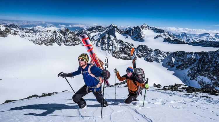 Skihochtour Am Cevedale Mit Bergfuehrer Thomas Engl