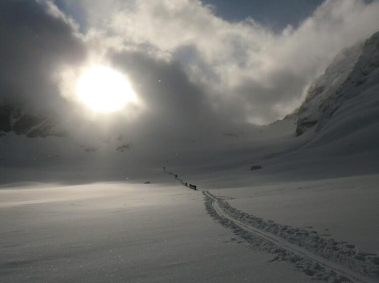 Skihochtour Haute Route Mit Bergfuehrer