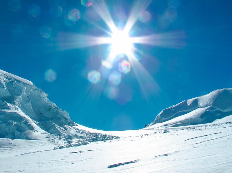 Skihochtour Piz Palue Mit Bergfuehrer