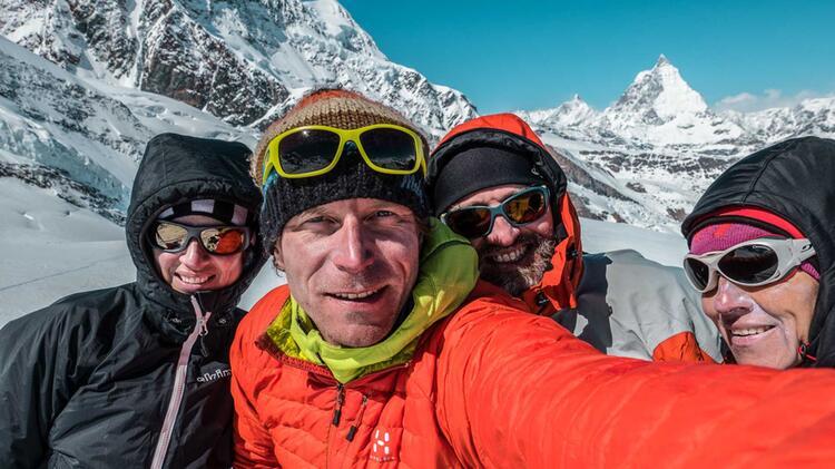 Skihochtouren Mit Bergfuehrer