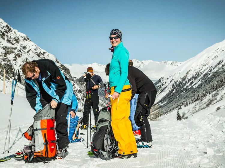 Skihochtourenkurs Silvretta Mit Bergfuehrer