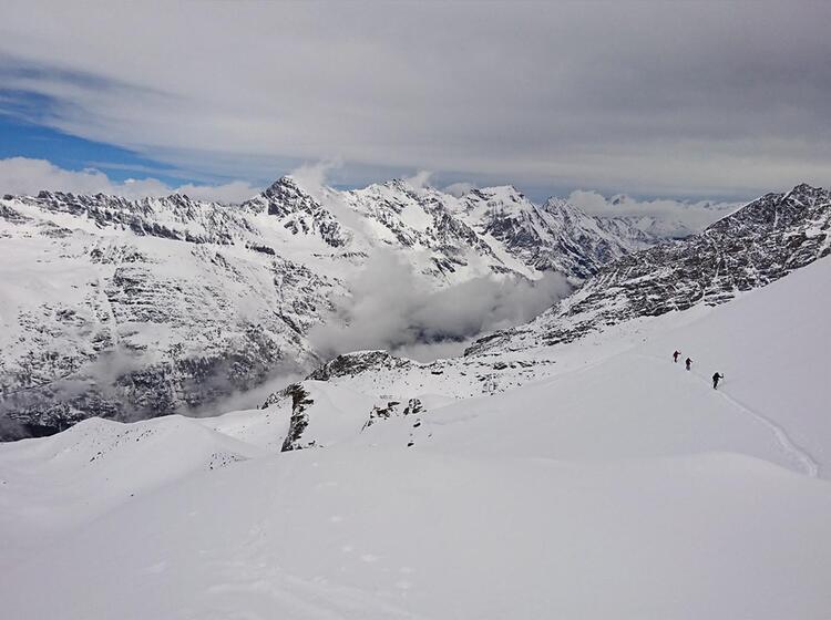 Skitour Am Gran Paradiso
