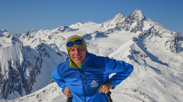 Skitour Auf Den Grossglockner Mit Bergwanderfuehrer Hans Beggel