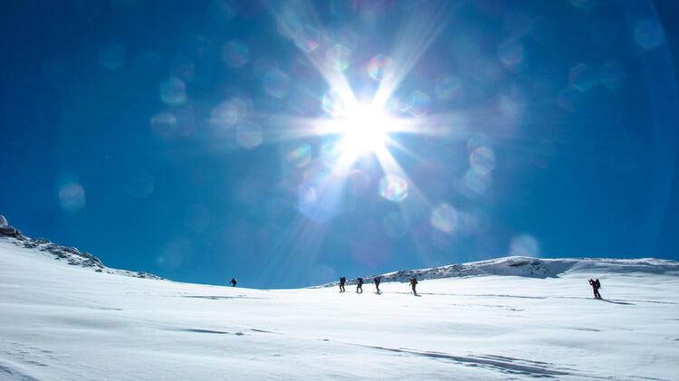 Skitour Auf Den Piz Palue Mit Bergfuehrer