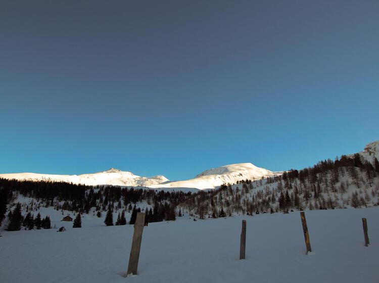 Skitour Auf Den Sonnblick