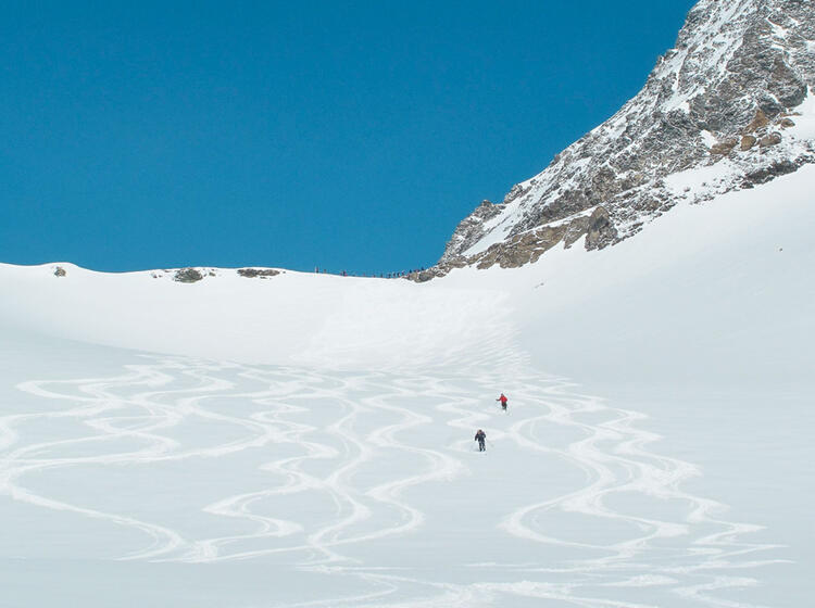 Skitour Bergfu Hrer
