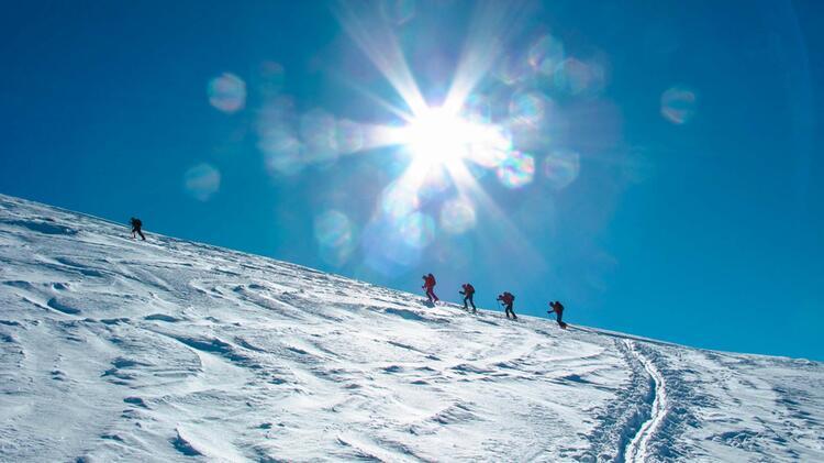 Skitour Hochtirol Gefuehrte Skitour