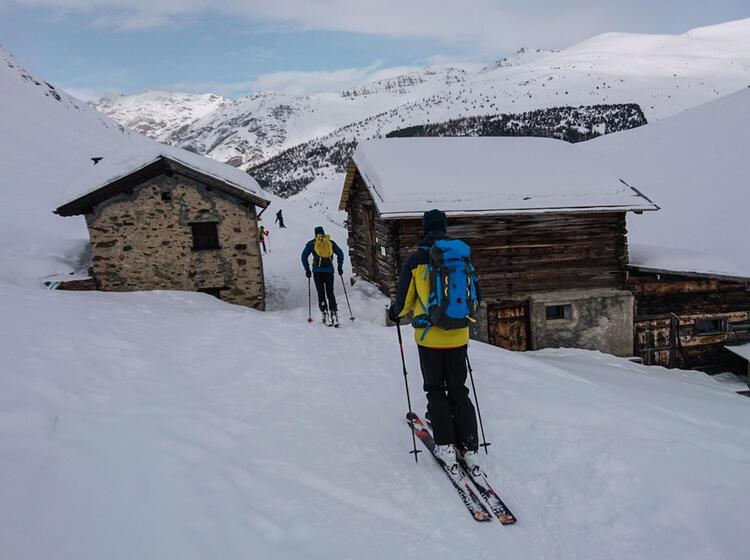 Skitour Livigno