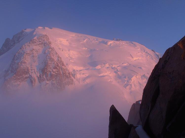 Skitour Mont Blanc Du Tacul