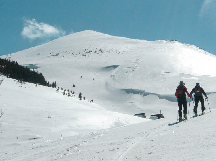Skitour Montenegro