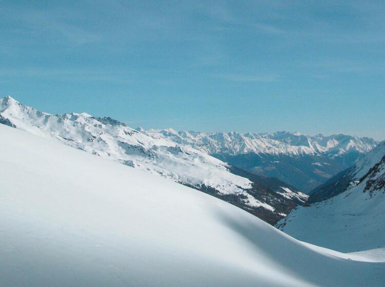 Skitour Suedtirol