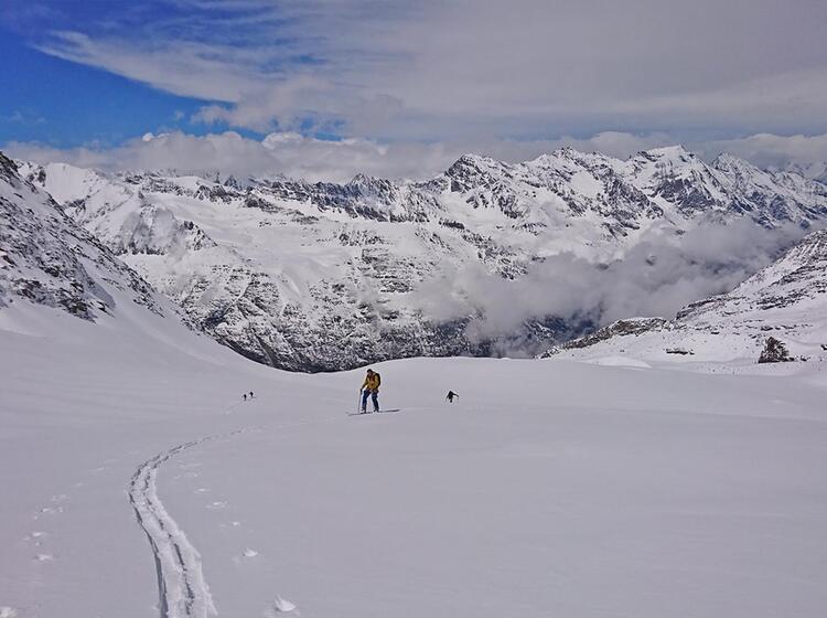 Skitour Transalp Gran Paradiso