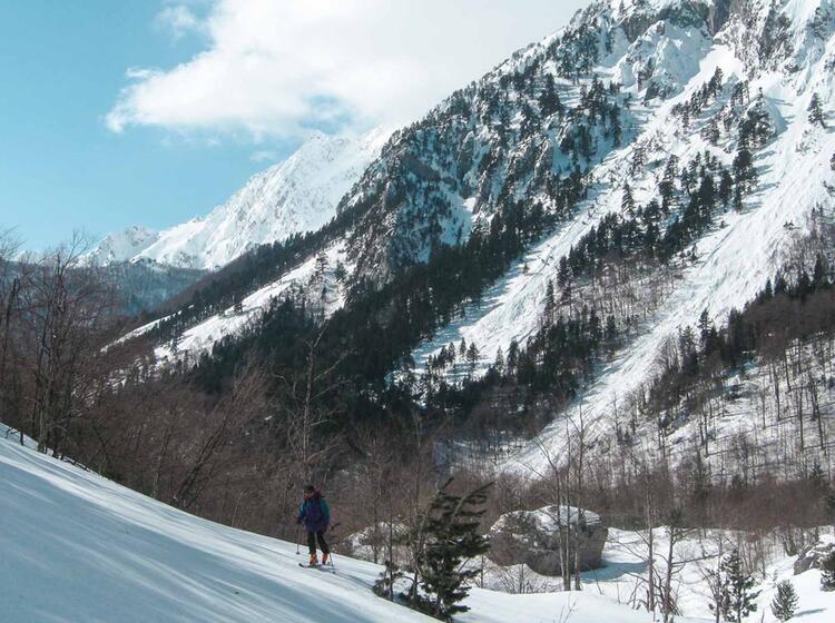 Skitour Und Kultur In Montenegro