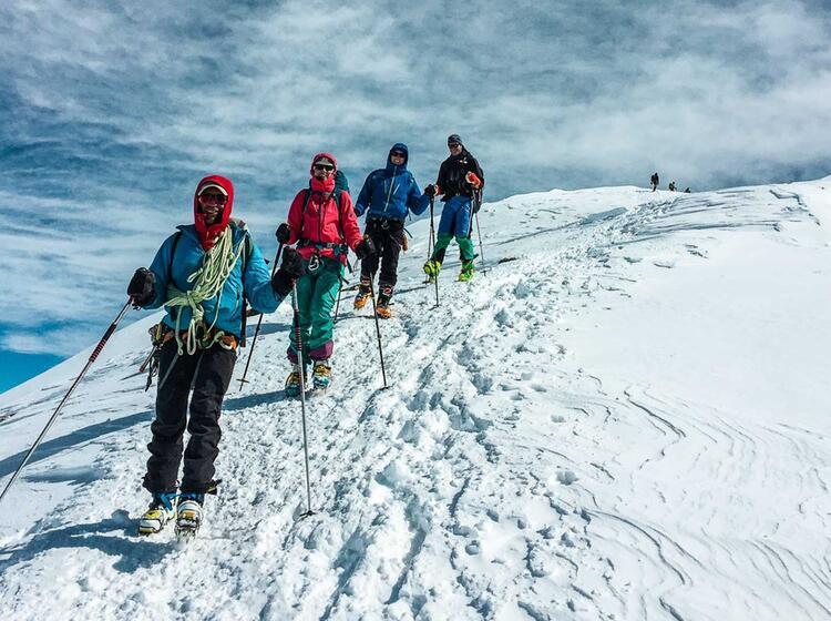 Skitour Wildpsitze