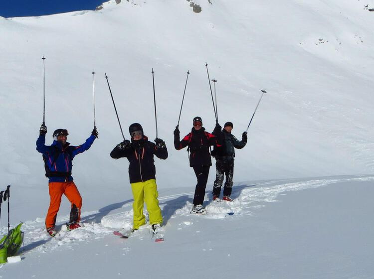 Skitour Zum Grossglockner 1