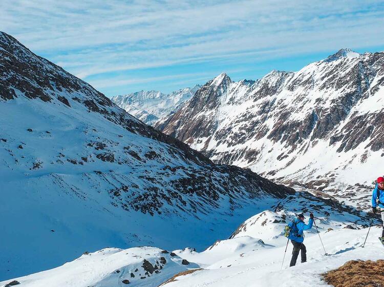 Skitouren Am Grossvenediger Mit Bergfuehrer In Den Hohen Tauern
