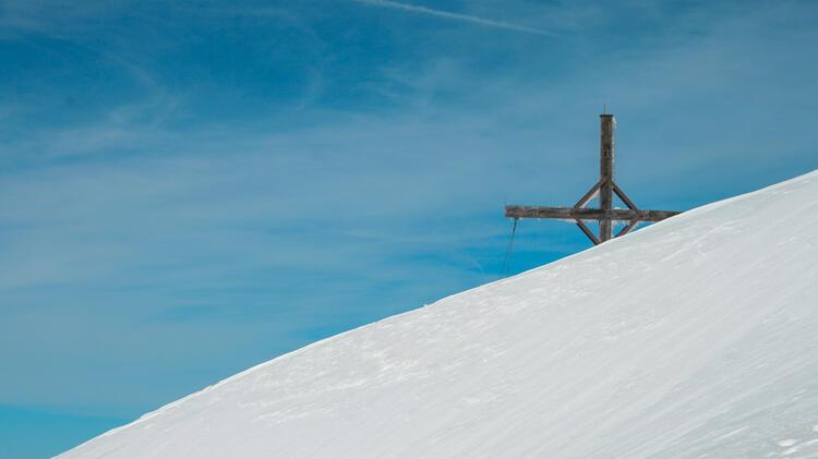 Skitouren An Der Zugspitze In Garmisch