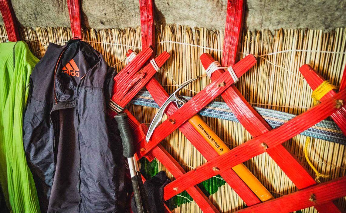 Skitouren Basislager Im Yurten Camp Karakol