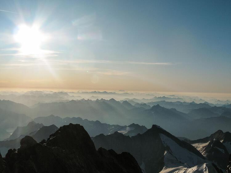 Skitouren Berner Oberland