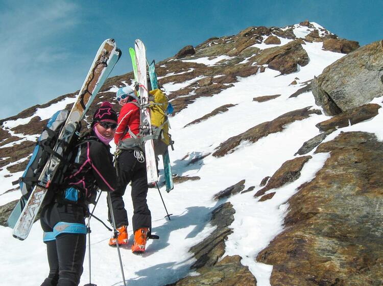 Skitouren Fuehrung Grossglockner