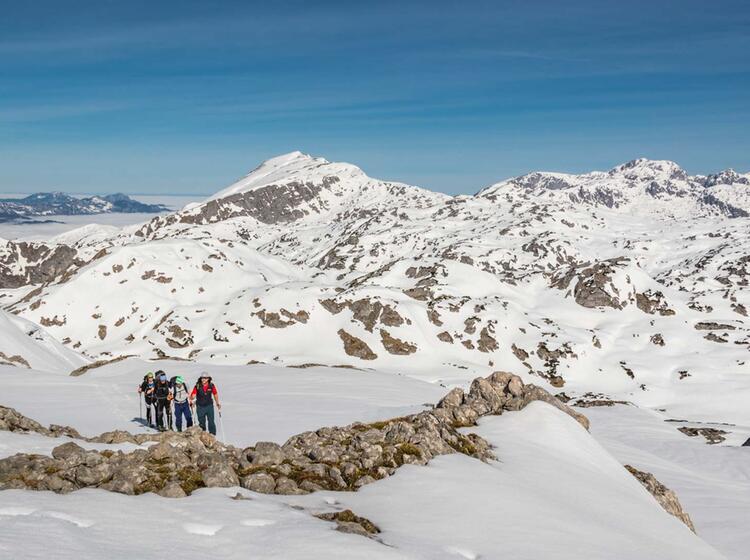 Skitouren Fuer Fortgeschrittene