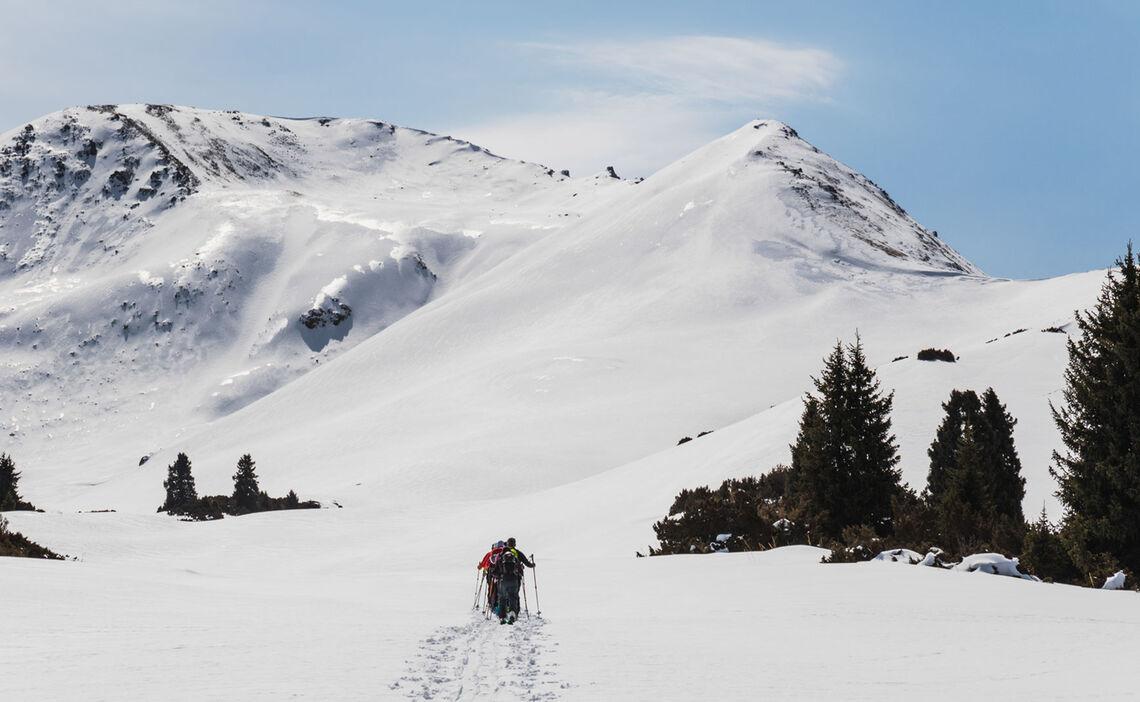 Skitouren Gebiet Kirgistan Karakol