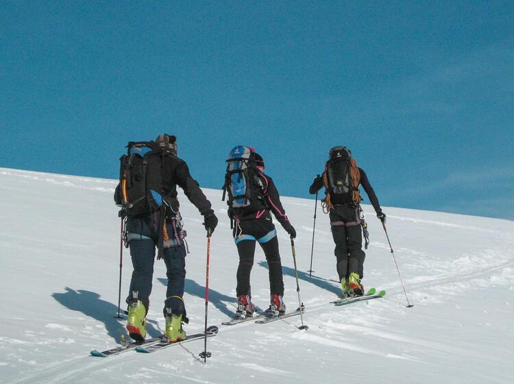 Skitouren Grossglockner Mit Bergfuehrer