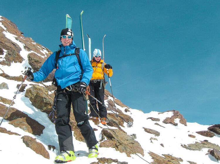 Skitouren Grossglockner