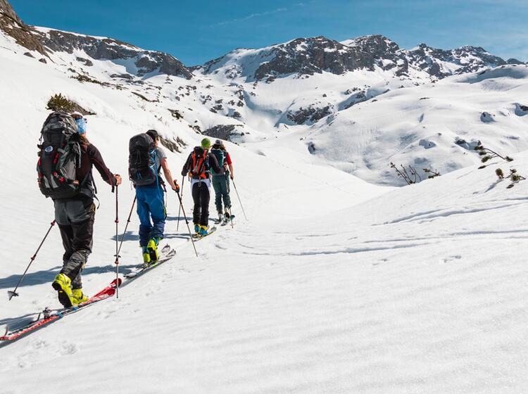 Skitouren Im Berchtesgadener Land Mit Fuehrer