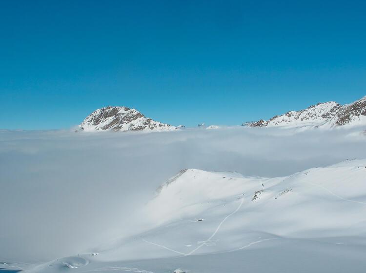 Skitouren Im Berner Oblerland Mit Bergfuehrer