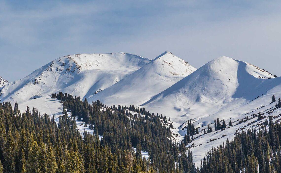 Skitouren Im Himmelsgebirge In Kirgistan