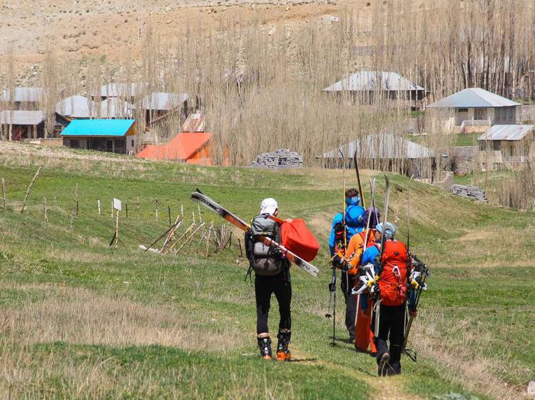 Skitouren Im Iran