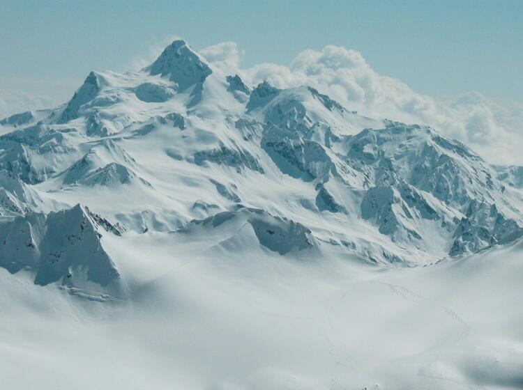 Skitouren Im Kaukasus Am Elbrus