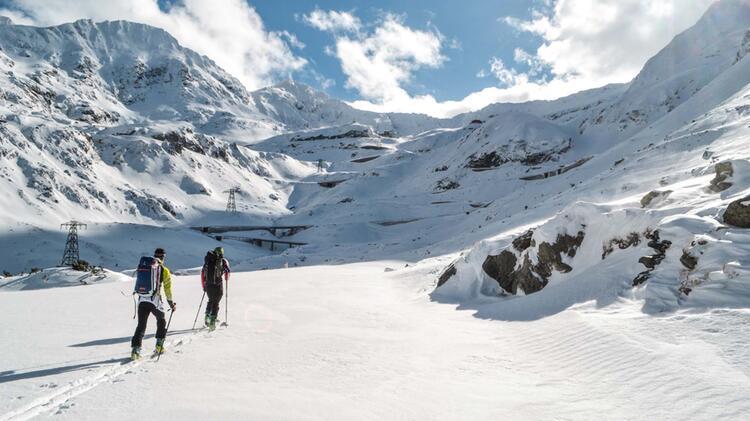 Skitouren Im Land Des Dracula