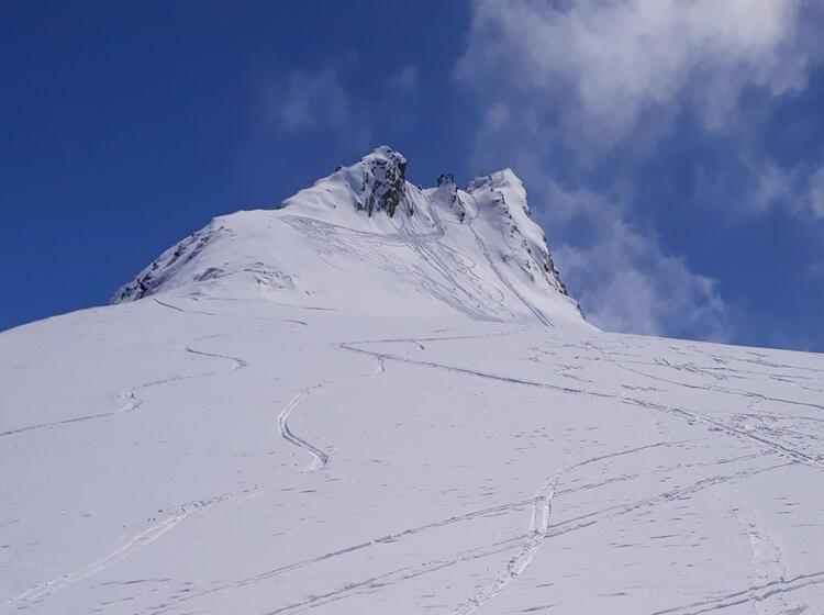Skitouren Im Oetztal Von Der Wunderschoenen Langtalereckhuette