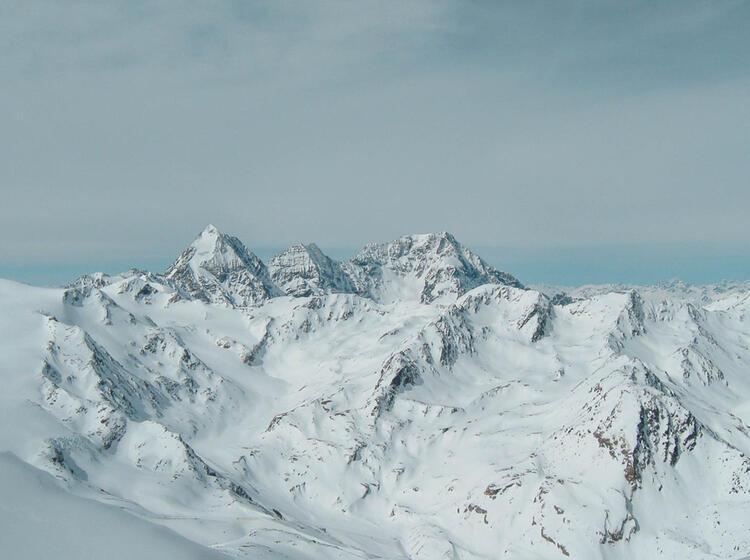 Skitouren Im Ortler Massiv