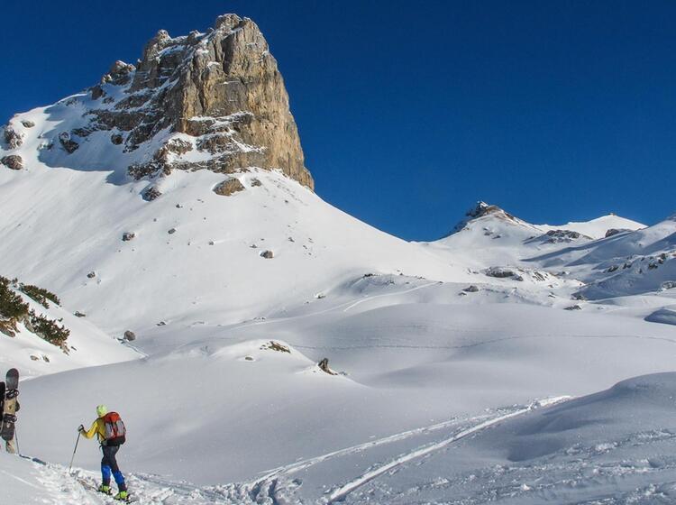 Skitouren Im Rofangebirge