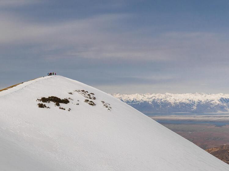 Skitouren Im Tien Shan