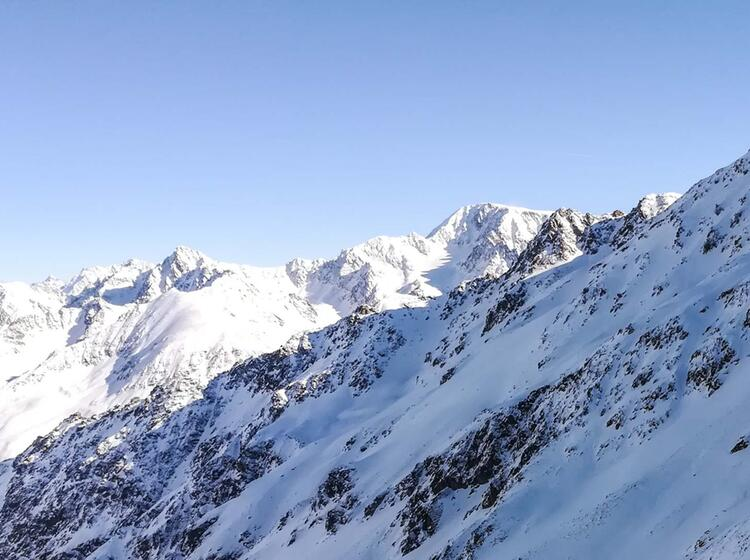 Skitouren Im Vinschgau Und Langtaufers Tal