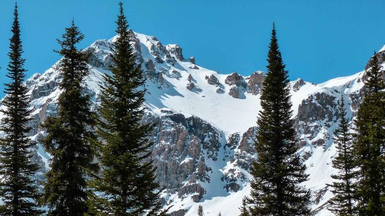 Skitouren In Banff