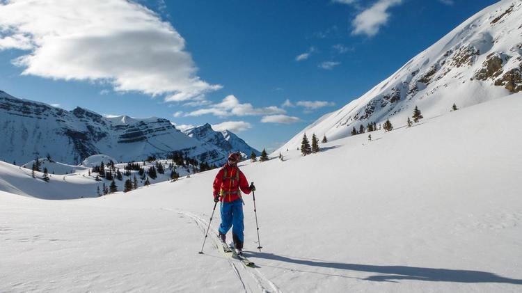 Skitouren In Banff Und Golden Auf Der Skitourenreise Kanada