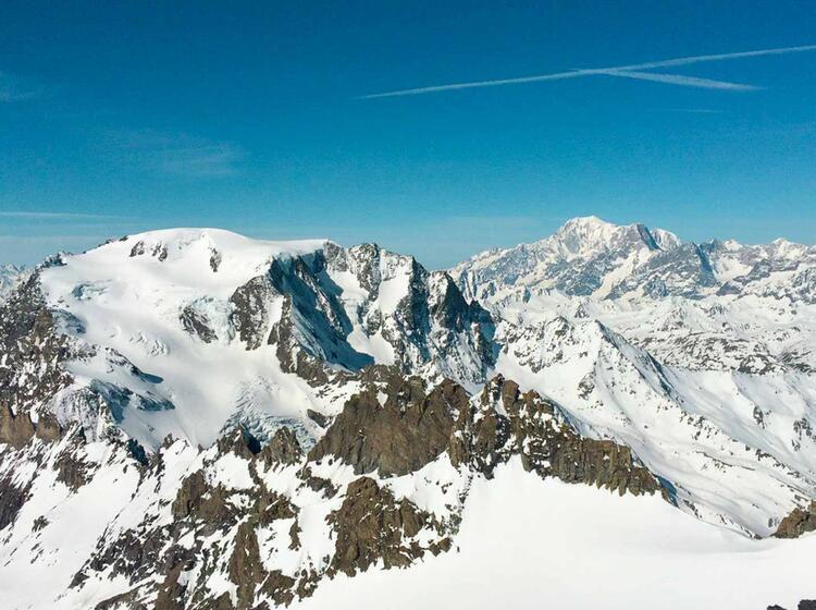 Skitouren In Chamonix Gefuehrt